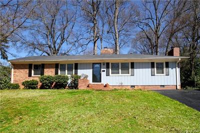 Charlotte Single Family Home For Sale: 701 Manhasset Road
