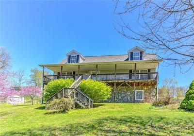 Waynesville Single Family Home For Sale: 295 Rachael Drive