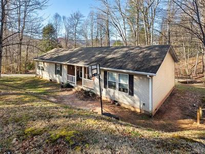 Black Mountain Single Family Home For Sale: 341 McCoy Cove Road