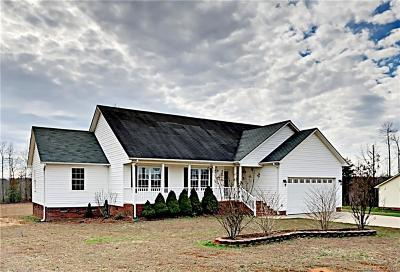 Cleveland County Single Family Home Under Contract-Show: 137 Chambwood Lane
