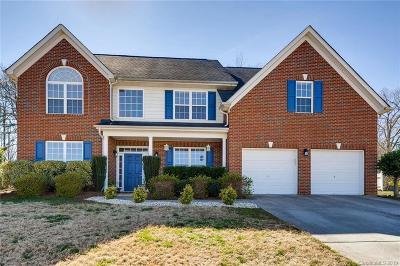 Statesville Single Family Home For Sale: 167 Autumn Frost Avenue