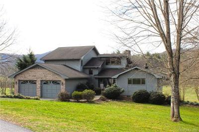 Transylvania County Single Family Home For Sale: 547 Windover Drive