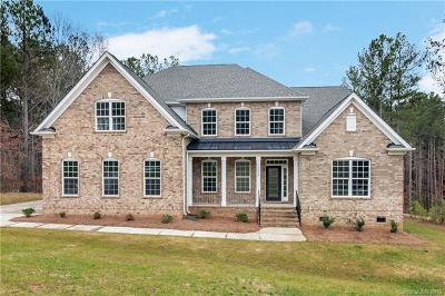Huntersville Single Family Home Under Contract-Show: 13800 Pavilion Estates Drive