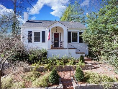 Dilworth Single Family Home Under Contract-Show: 1204 Buchanan Street