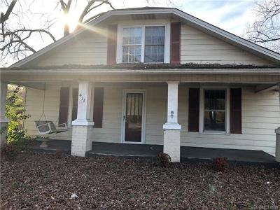 Statesville Multi Family Home For Sale: 411 Brookdale Drive