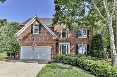 Huntersville Single Family Home For Sale: 12935 Cadgwith Cove Drive