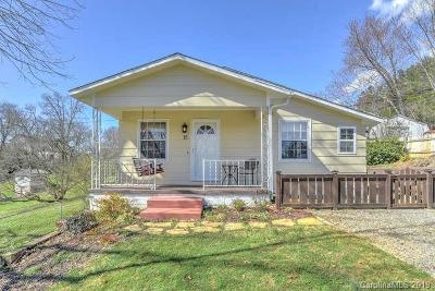 Weaverville Single Family Home Under Contract-Show: 15 Phipps Street