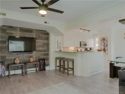 Charlotte Condo/Townhouse For Sale: 2501 Roswell Avenue #301