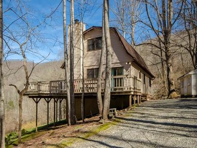 Waynesville Single Family Home For Sale: 187 Mystic Cove
