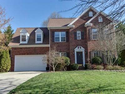 Mooresville Single Family Home For Sale: 178 Pamlico Lane