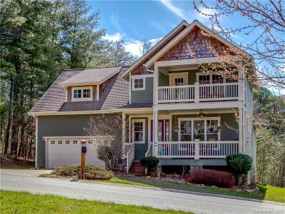 Asheville NC Single Family Home For Sale: $486,169