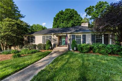 Charlotte Single Family Home Under Contract-Show: 6150 Deveron Drive