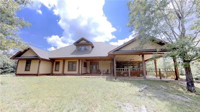 Mill Spring Single Family Home For Sale: 883 Highland View Lane