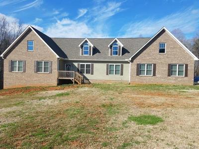 Rockwell Single Family Home Under Contract-Show: 8910 Old Beatty Ford Road
