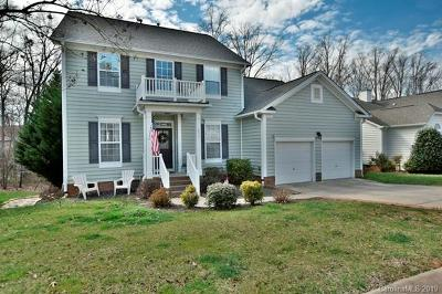 Single Family Home For Sale: 631 Clouds Way