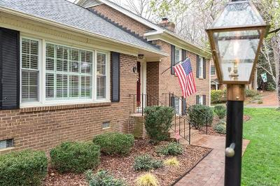 Charlotte Single Family Home Under Contract-Show: 3824 Chevington Road