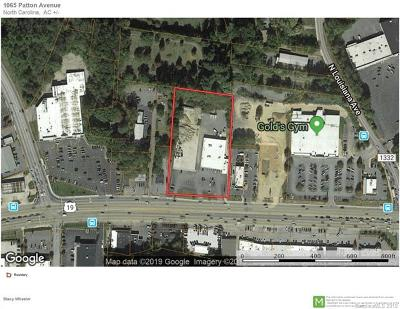 Asheville NC Commercial For Sale: $3,850,000