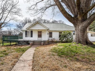 Candler Single Family Home Under Contract-Show: 299 Morgan Road