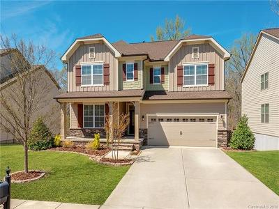 Charlotte Single Family Home For Sale: 15404 Oleander Drive