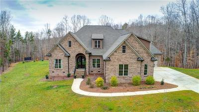 Cabarrus County Single Family Home Under Contract-Show: 9356 Bridlepath Lane