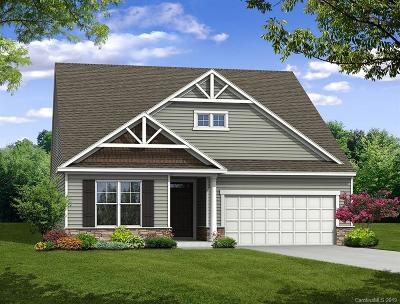 Indian Trail Single Family Home For Sale: 1313 Curling Creek Drive #Lot 31