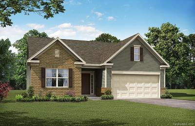 Indian Trail Single Family Home For Sale: 1321 Curling Creek Drive #Lot 33