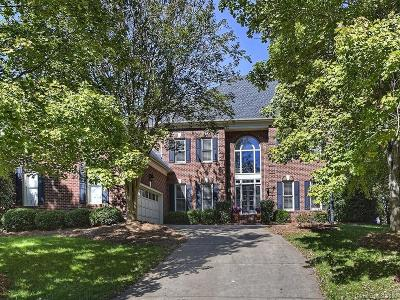 Ballantyne Country Club, Ballantyne Meadows Single Family Home Under Contract-Show: 15809 Strickland Court