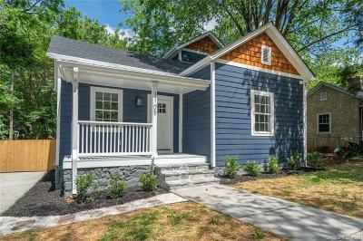 Charlotte Single Family Home Under Contract-Show: 1105 Louise Avenue