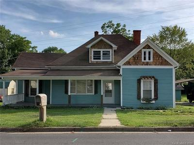 Stanly County Single Family Home For Sale: 607 Salisbury Avenue