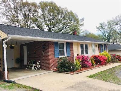 Gastonia Single Family Home For Sale: 326 S Myrtle School Road