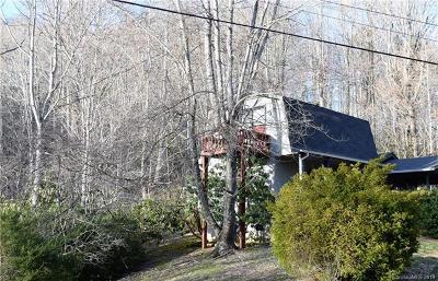 Waynesville Single Family Home For Sale: 177 Smokies Ridge