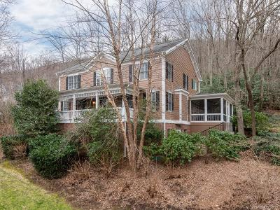 Asheville Single Family Home For Sale: 71 Windover Drive