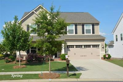 Waxhaw Single Family Home For Sale: 1617 Ridge Haven Road