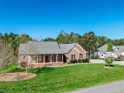 Troutman Single Family Home For Sale: 118 Rushing Water Lane