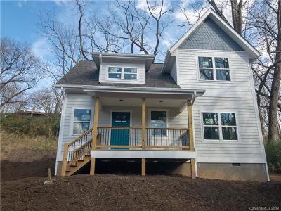 Asheville Single Family Home For Sale: 58 Emmett Lane #8