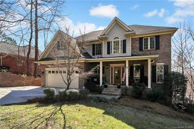 Tega Cay Single Family Home Under Contract-Show: 29017A Windjammer Drive