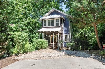 Asheville Single Family Home For Sale: 63 Morningside Drive
