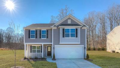 Concord Single Family Home For Sale: 3232 Hawksbill Street SW #Lot 13