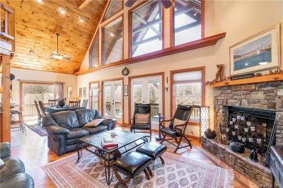 Waynesville Single Family Home For Sale: 174 Tanner Trail