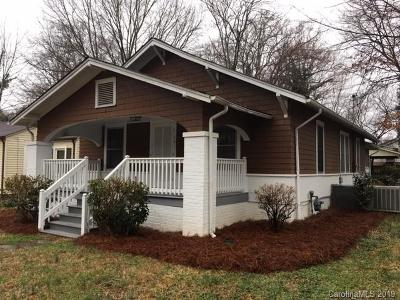 Statesville Single Family Home For Sale: 641 Wood Street