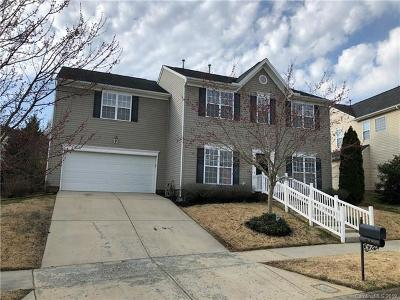 Huntersville Single Family Home For Sale: 7006 Tanners Creek Drive
