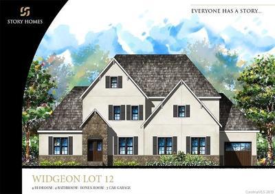 Single Family Home For Sale: 114 Widgeon Lane #12