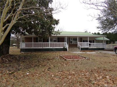 Single Family Home For Sale: 31912 Hwy 9 Highway