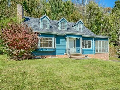 Waynesville Single Family Home For Sale: 721 Golf Course Road #13