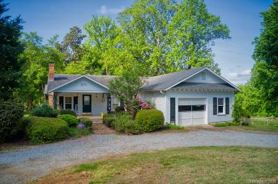 Tryon Single Family Home For Sale: 5975 Hunting Country Road