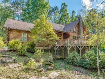 Lake Lure NC Single Family Home For Sale: $427,000