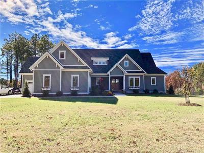 Mooresville Single Family Home Under Contract-Show: 124 Washam Road