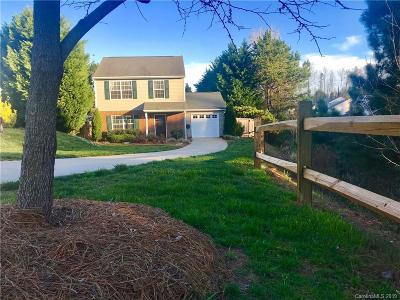 Charlotte NC Single Family Home For Sale: $173,700
