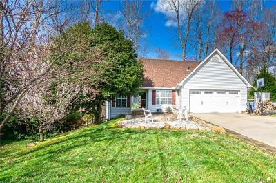 Mooresville Single Family Home Under Contract-Show: 131 Canopy Court