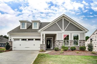 Indian Trail Single Family Home For Sale: 1305 Vintage Walk Drive #Lot 34